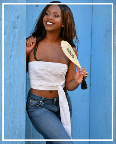 Guest Fashion Blogger Interview with Malikah Kelly