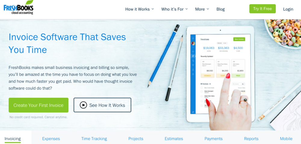 Why I Fell in Love With Freshbooks