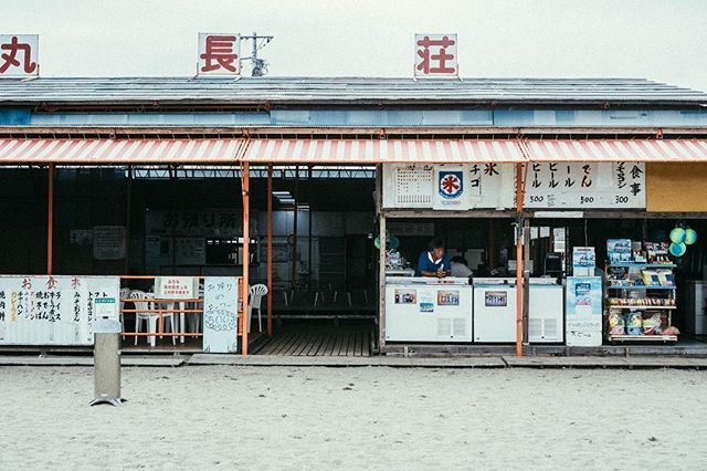 019 – The weather today made me really miss the beach days in Japan.