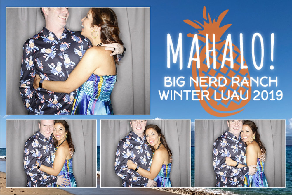 Winter Luau