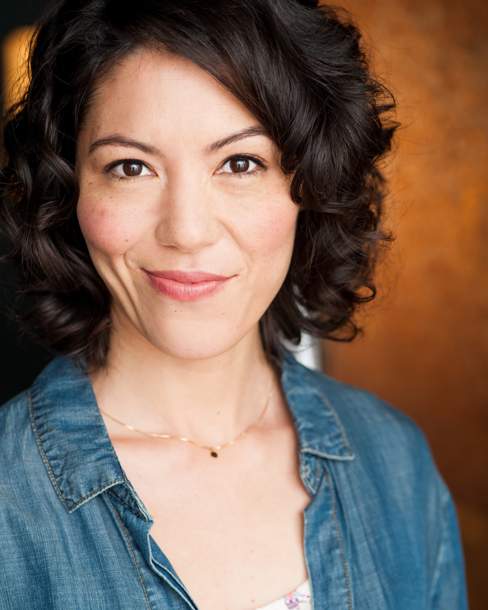 Carie Kawa Commercial Head Shot
