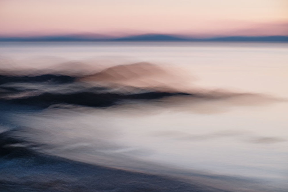 Craddock Beach abstract