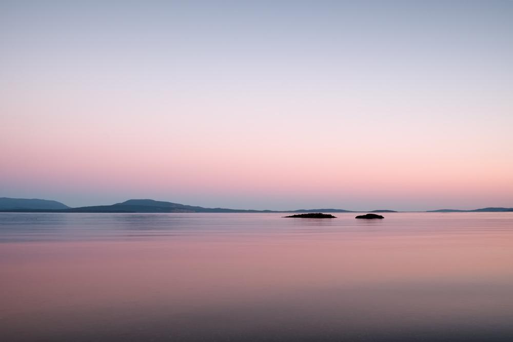 Pastel twilight