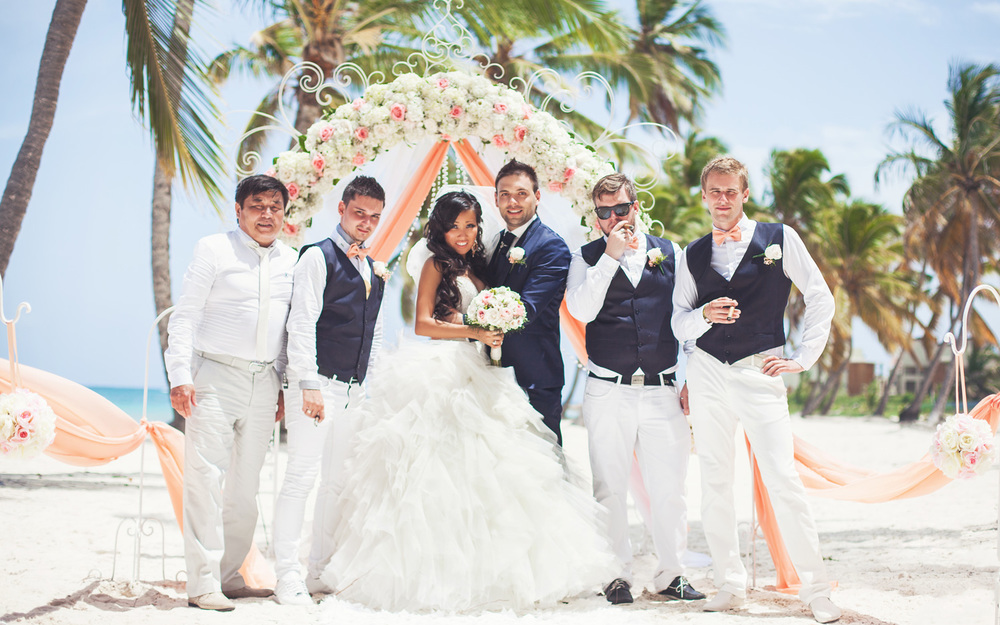 punta cana wedding