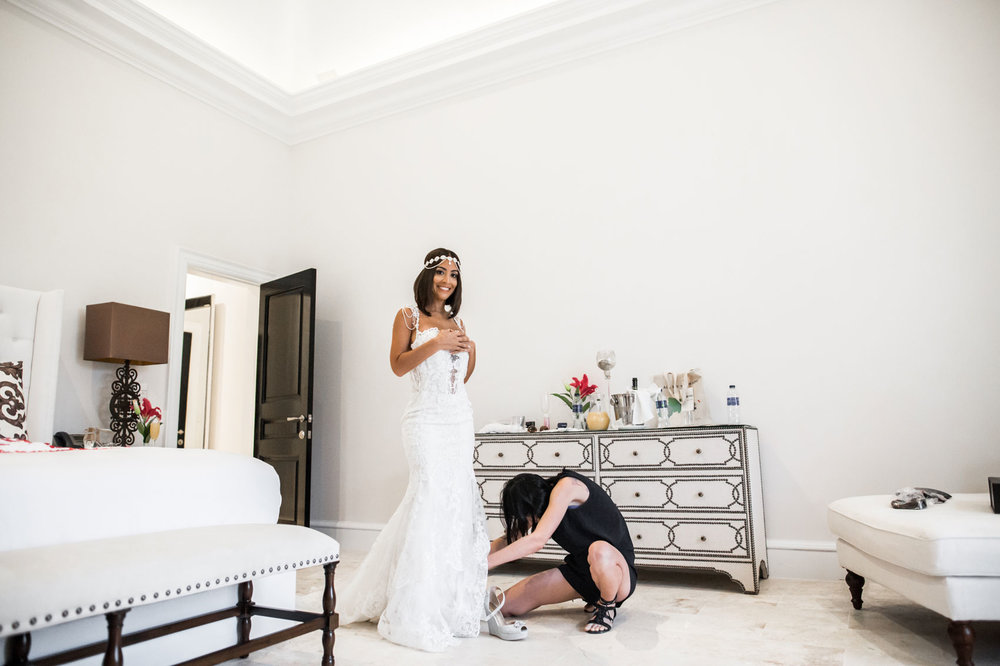 wedding photographer in dominican
