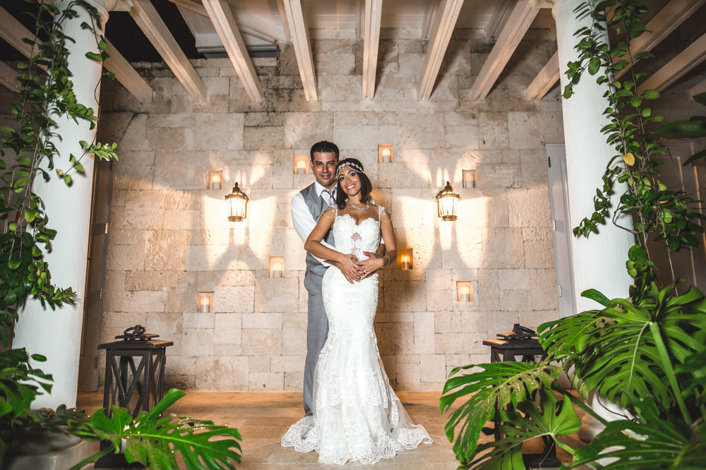 wedding in dominican republic