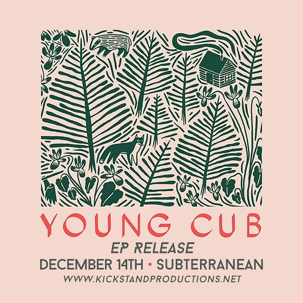It's official, our EP release show is Thursday, December 14th at @subtchicago. We know it's a week night so we're playing early for you. Grab your tickets here http://ticketf.ly/2gYnzIC #chicago #supportlocalmusic #chicagoband