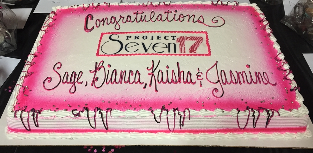 A Big Thanks To The Cake Box For Making Out Graduation Celebration Extra Special With Donated Sheet