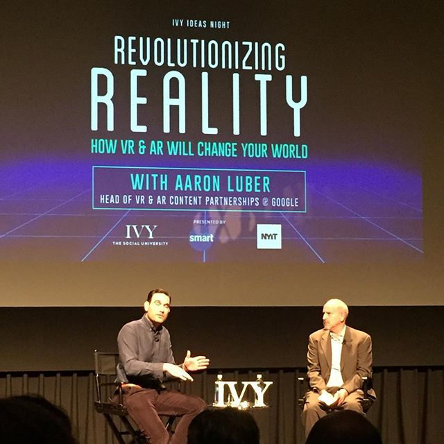 An amazing night listening to Aaron Luber, Head of VR & AR Content Partnerships @google discuss advancements in virtual, augmented and mixed reality technology - moderated by @edbaig, Personal Tech columnist @usatoday . Shared exciting positive applications of #vr & #ar in gaming, education, healthcare, travel, consumer retail and even social/community development. While optimistic, I wondered how this innovation will impact our society and the unintended (negative) side effects of #technology that may further isolate and disconnect from each other. Whether or not technology is to blame for our social ills (it's likely an amplifier, not a cause), it seems @google is taking steps to offer tools to help us become more aware of our behavior and manage our exposure through their #DigitalWellbeing initiatives . What do you think - where does responsibility lie when it comes to our #DigitalWellBeing ? . . . #juststart #icinspires #makesomethinghappen #naijagal #ijeoma #buildewhatyoubelievein #marketing #marketingstrategy #businessgoals #marketingdigital #womenownedbusiness #strategicplanning #projectmanagement #branding #personalstories #videocontent #brandedcontent #sustainableliving #sustainability #impact #socialmediamarketing #communitybuilding #communication