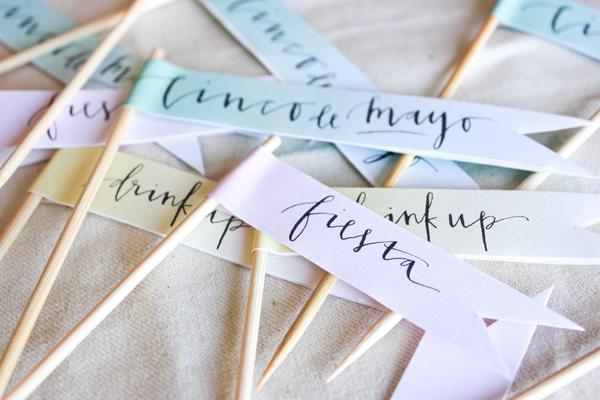 Printable Calligraphy