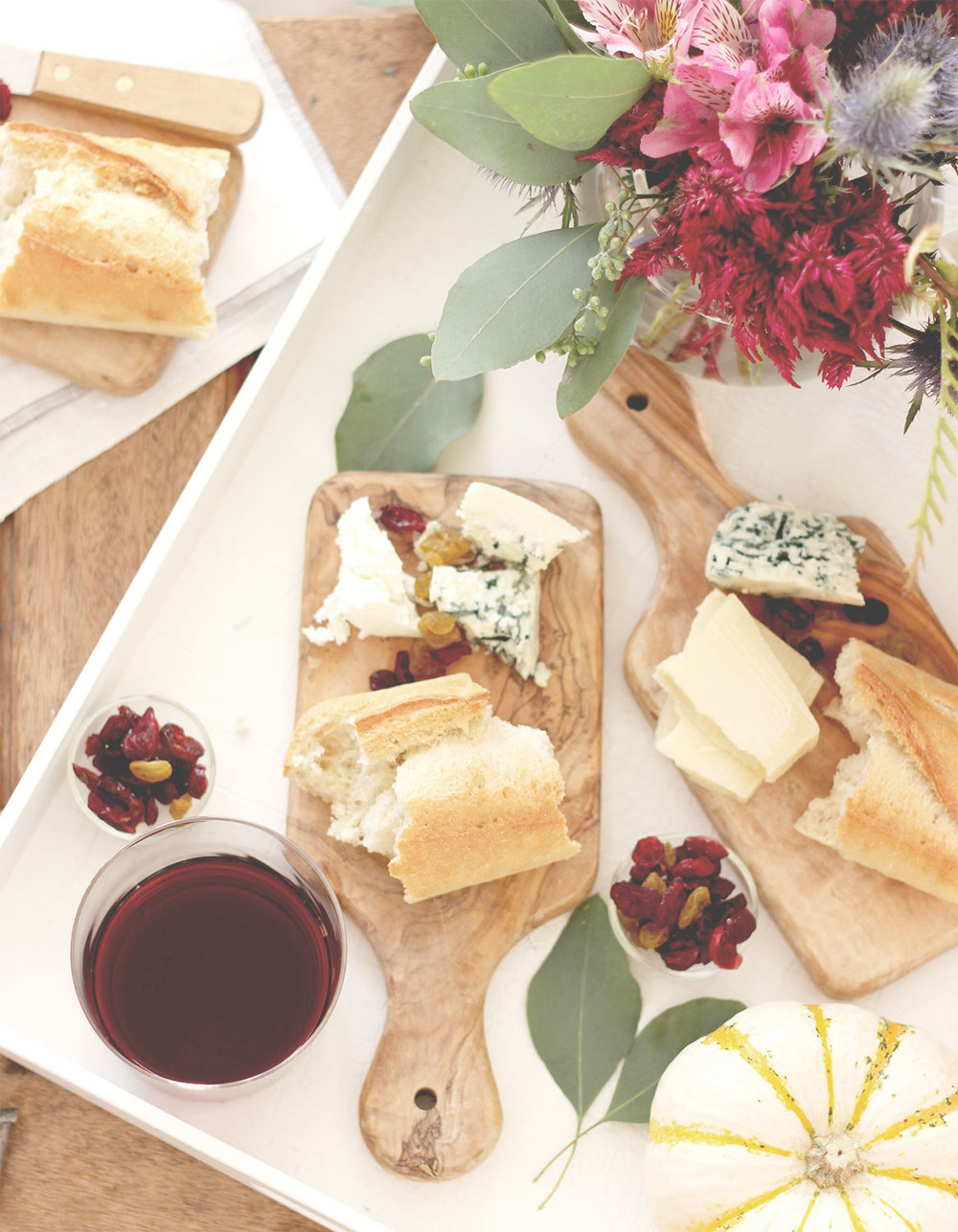 Fall Wine and Cheese Night | A Fabulous Fete