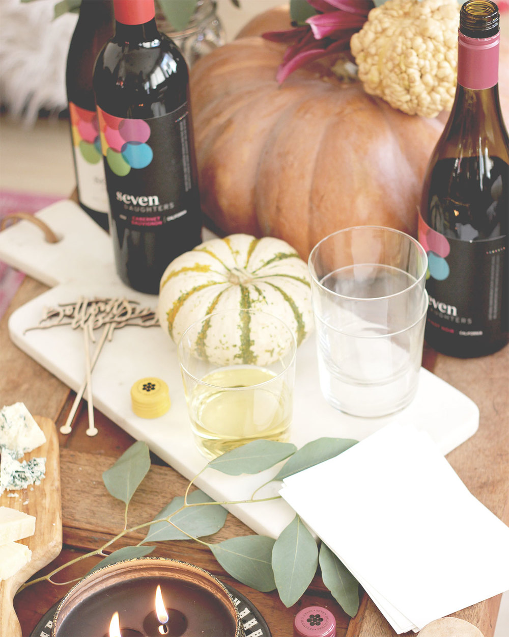 Wine and Cheese Night Ideas | A Fabulous Fete