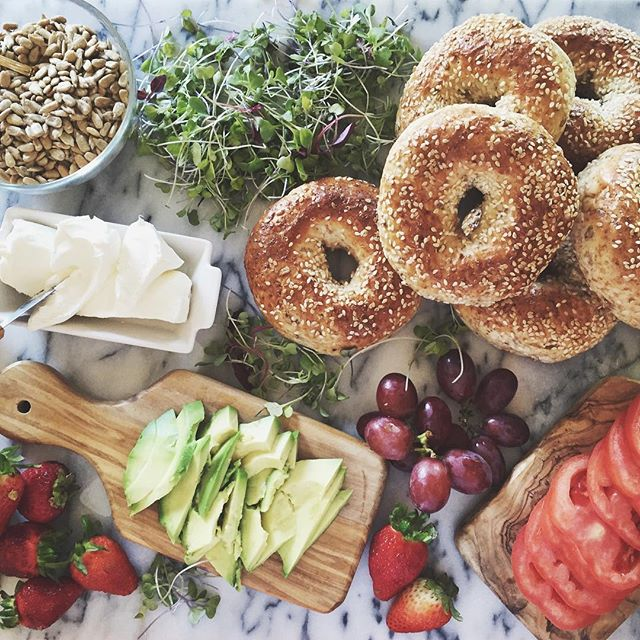 Bagel Bar | A Fabulous Fete