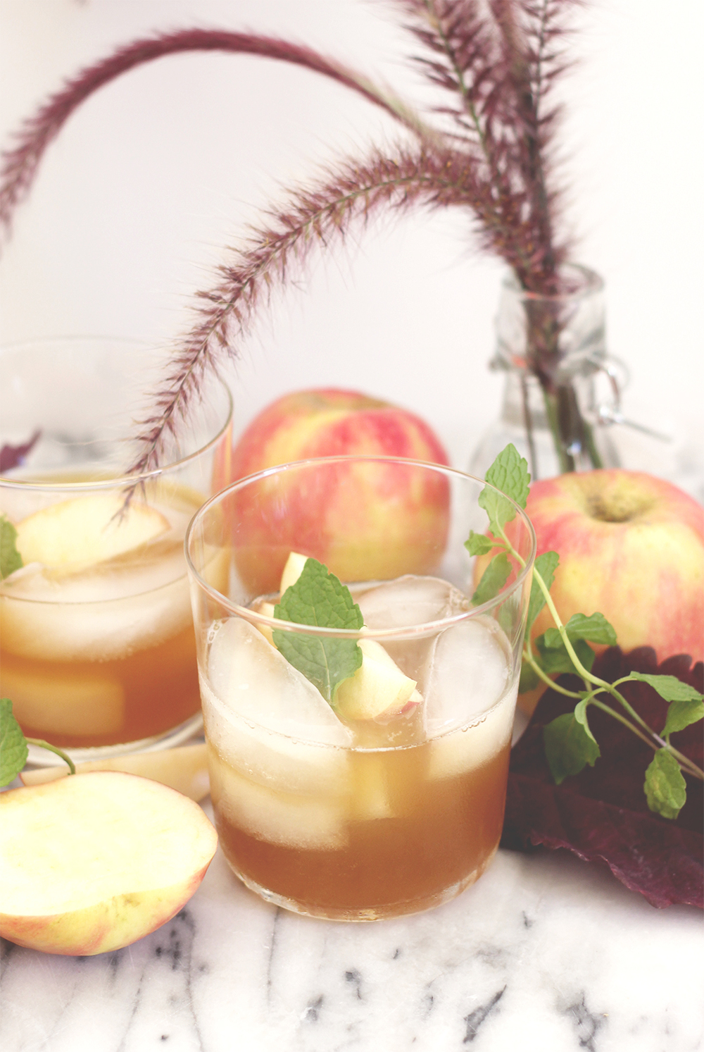 Crisp Apple Cooler | A Fabulous Fete