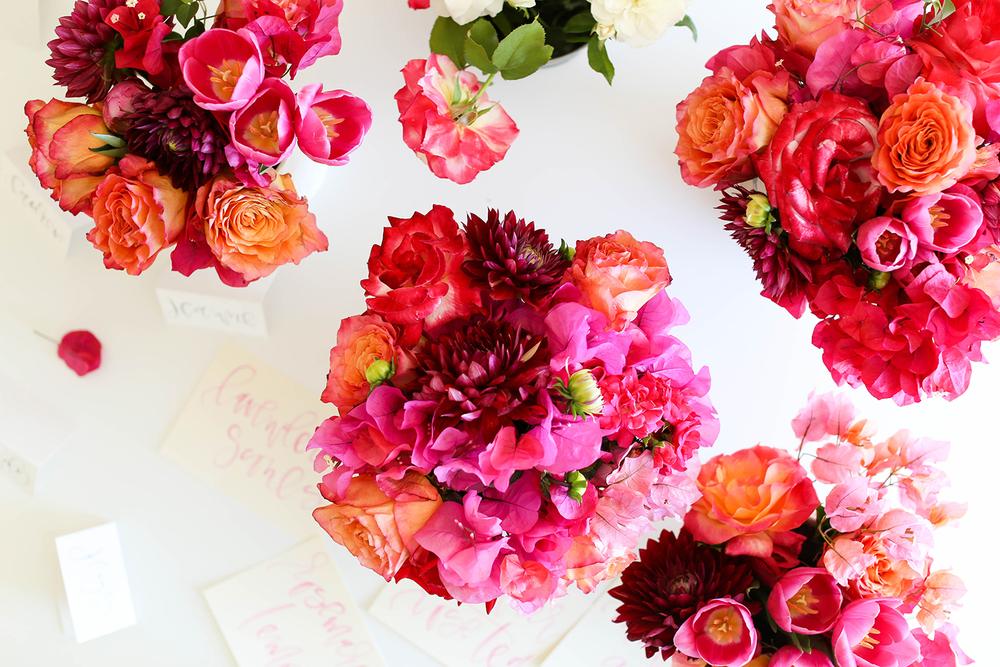 Homemade Florals | A Fabulous Fete