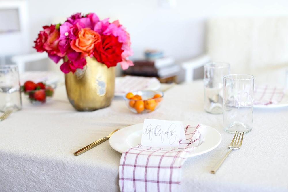 Garden Roses | A Fabulous Fete