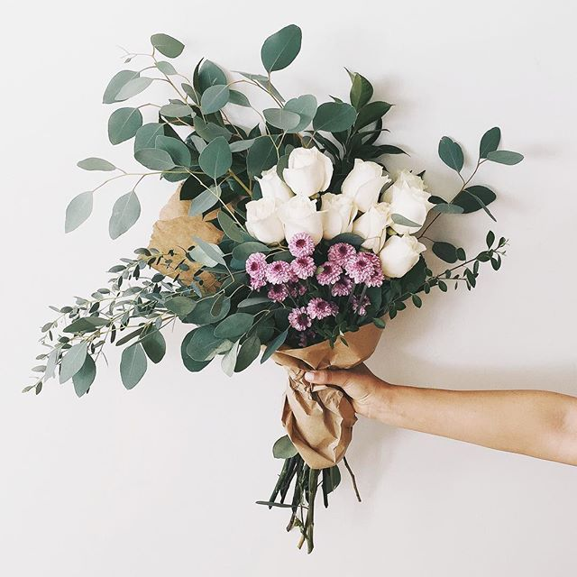 Grocery Store Bouquets | A Fabulous Fete