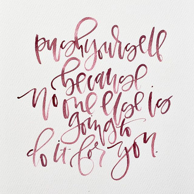 Calligraphy Quotes | A Fabulous Fete
