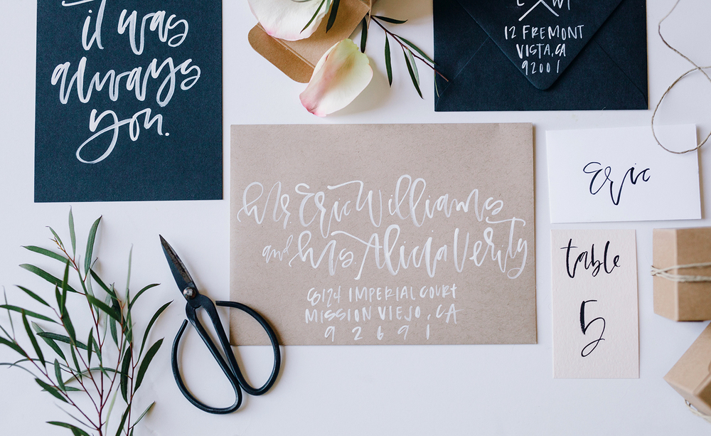 Wedding Envelope Etiquette | A Fabulous Fete