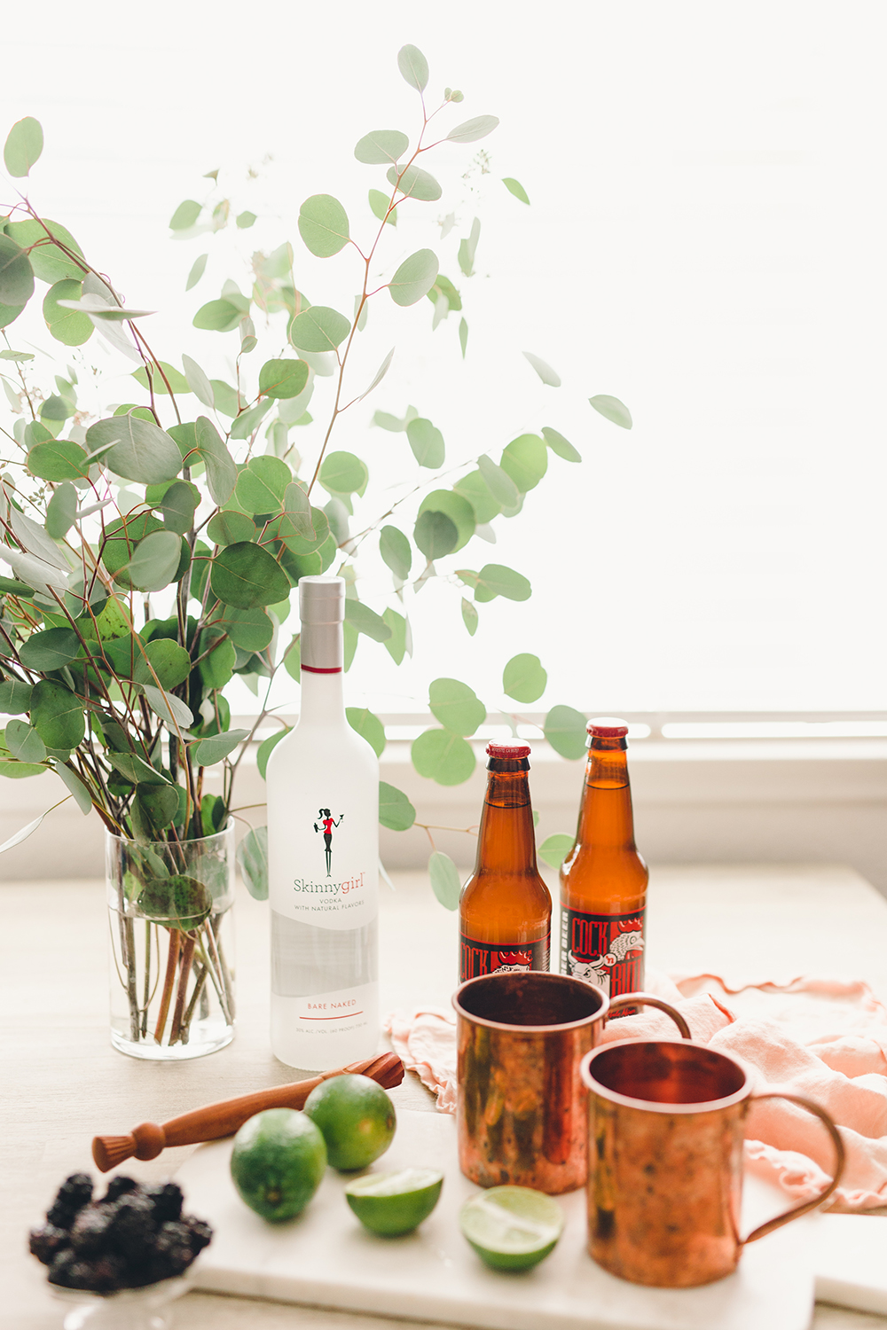 How to make a moscow mule | A Fabulous Fete