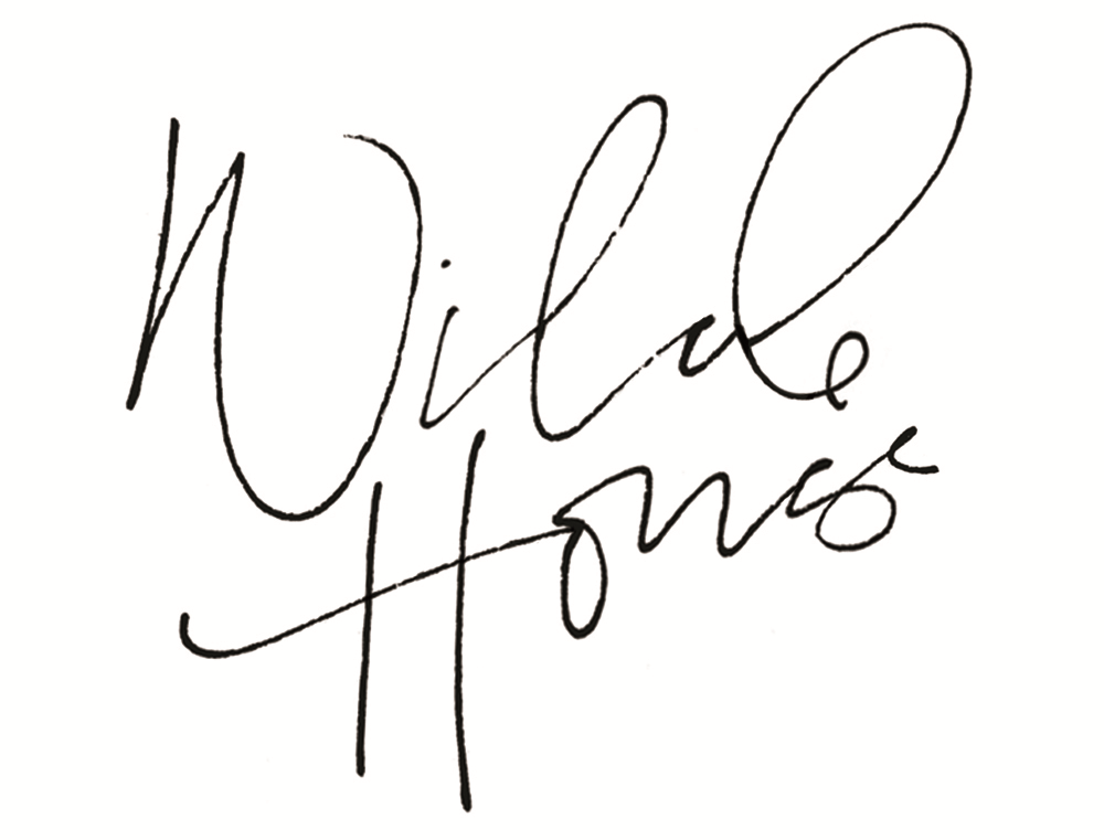 Wilde House Paper Logo