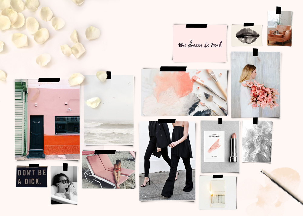 Wilde House February Moodboard | A Fabulous Fete