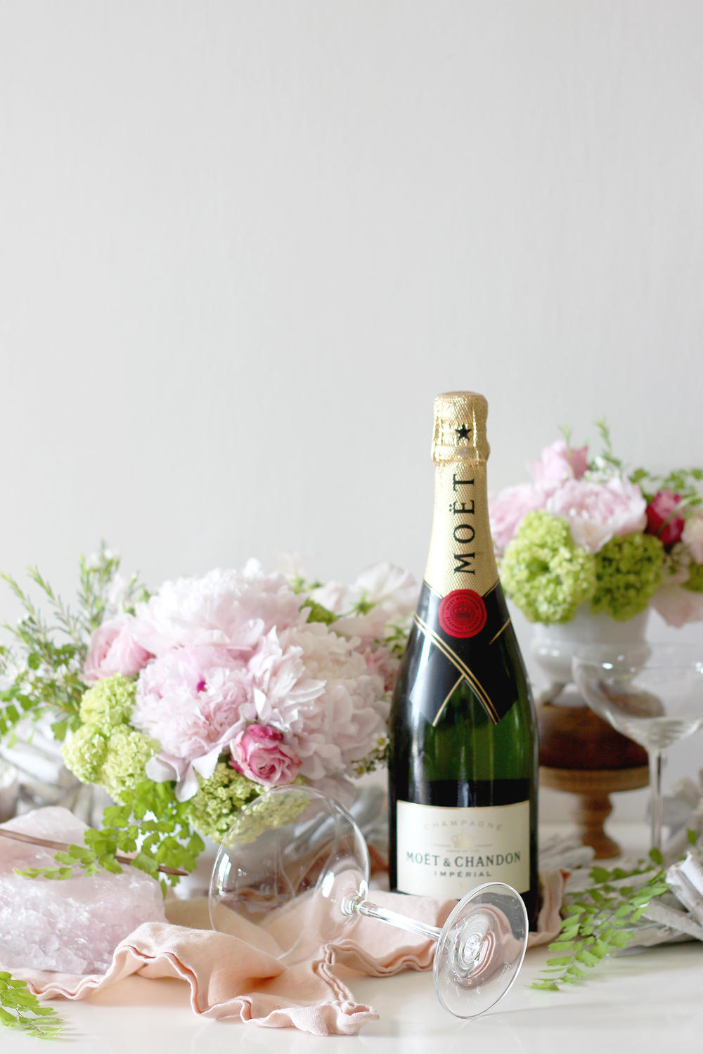 Bubbly Champagne Drinks | A Fabulous Fete