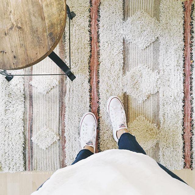 World market rug | A Fabulous Fete