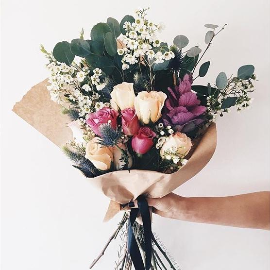 Spring flower bouquet | A Fabulous Fete