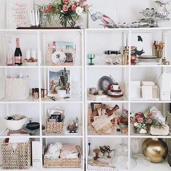 Prop shelves | A Fabulous Fete
