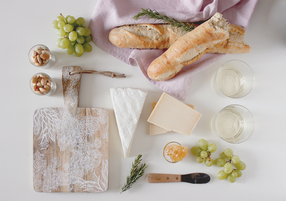 6 steps to the perfect cheeseplate | A Fabulous Fete