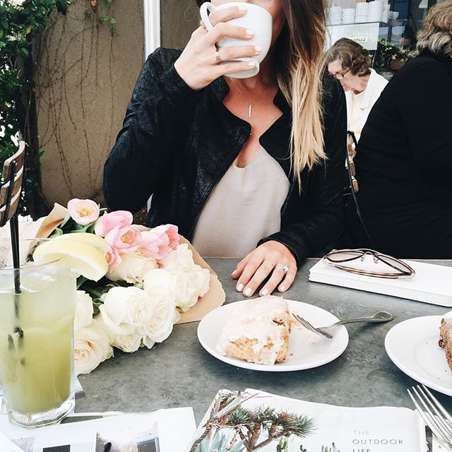 Coffee date, Zinc in Laguna Beach | A Fabulous Fete