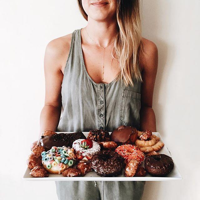 Donut platter | A Fabulous Fete