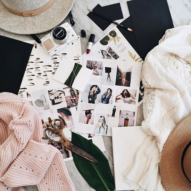 Creating a moodboard for a new project | A Fabulous Fete