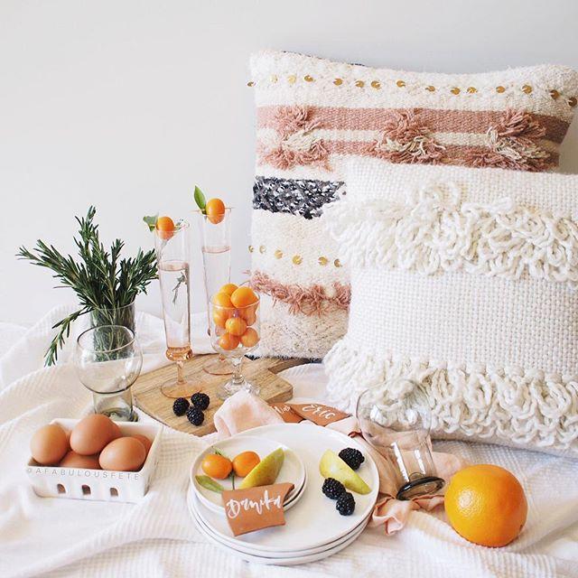 Brunch picnic props | A Fabulous Fete
