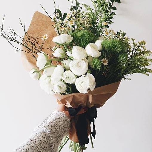 Ranunculus spring bouquet | A Fabulous Fete