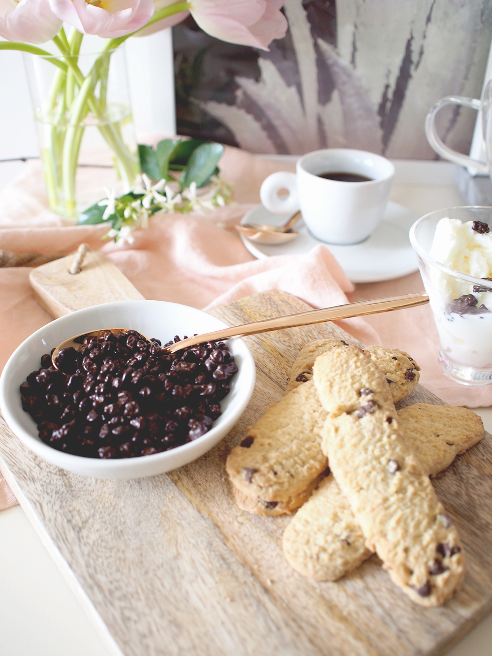Simple additions for any espresso or coffee drink | A Fabulous Fete