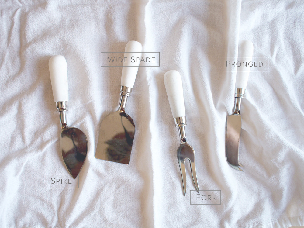 Cheese knife guide | A Fabulous Fete
