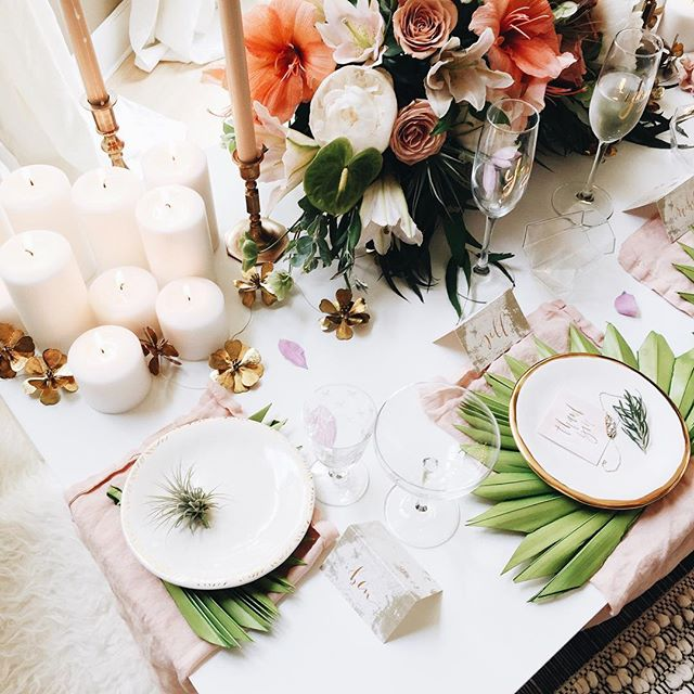 Summer dinner party inspiration | A Fabulous Fete