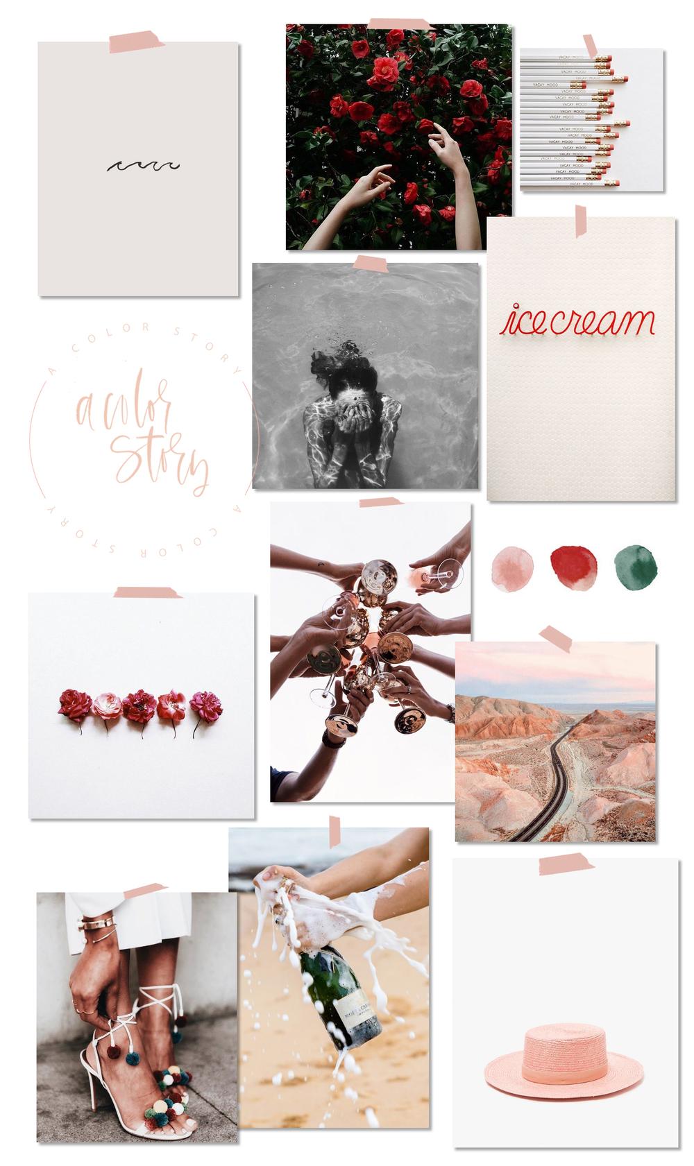 Color Inspiration | A Fabulous Fete