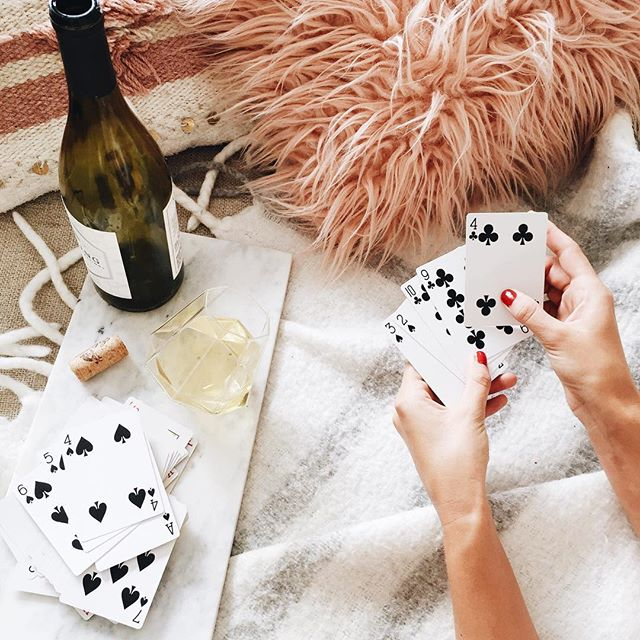 Champagne Game Night | A Fabulous Fete