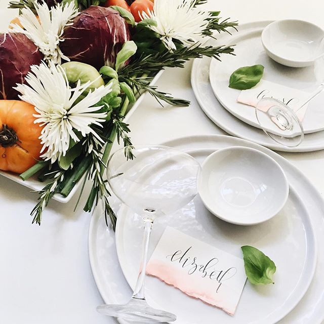 Fall Table Setting Inspiration | A Fabulous Fete