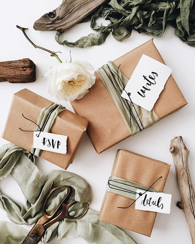 Packaging Ideas | A Fabulous Fete