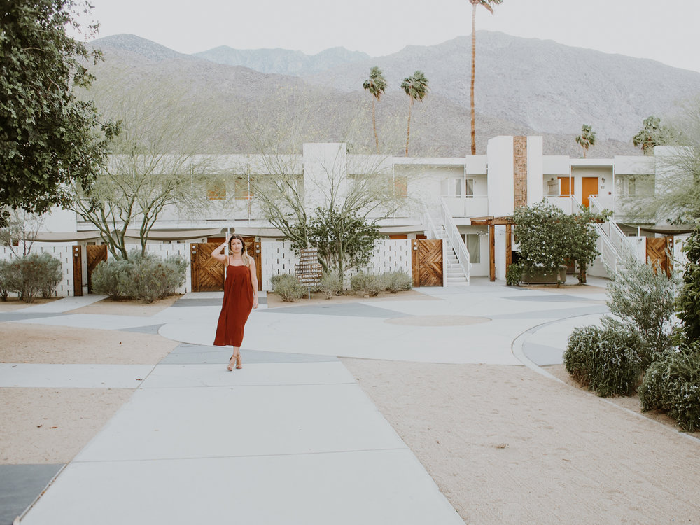 The Ace Hotel, Palm Springs | A Fabulous Fete