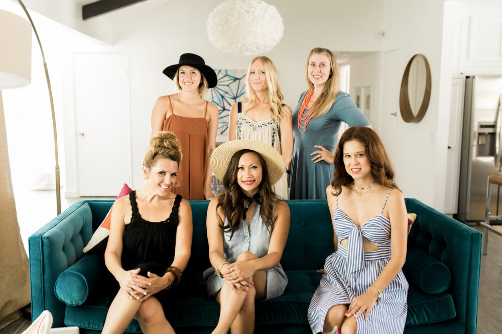 Blog Retreat in Palm Springs | A Fabulous Fete