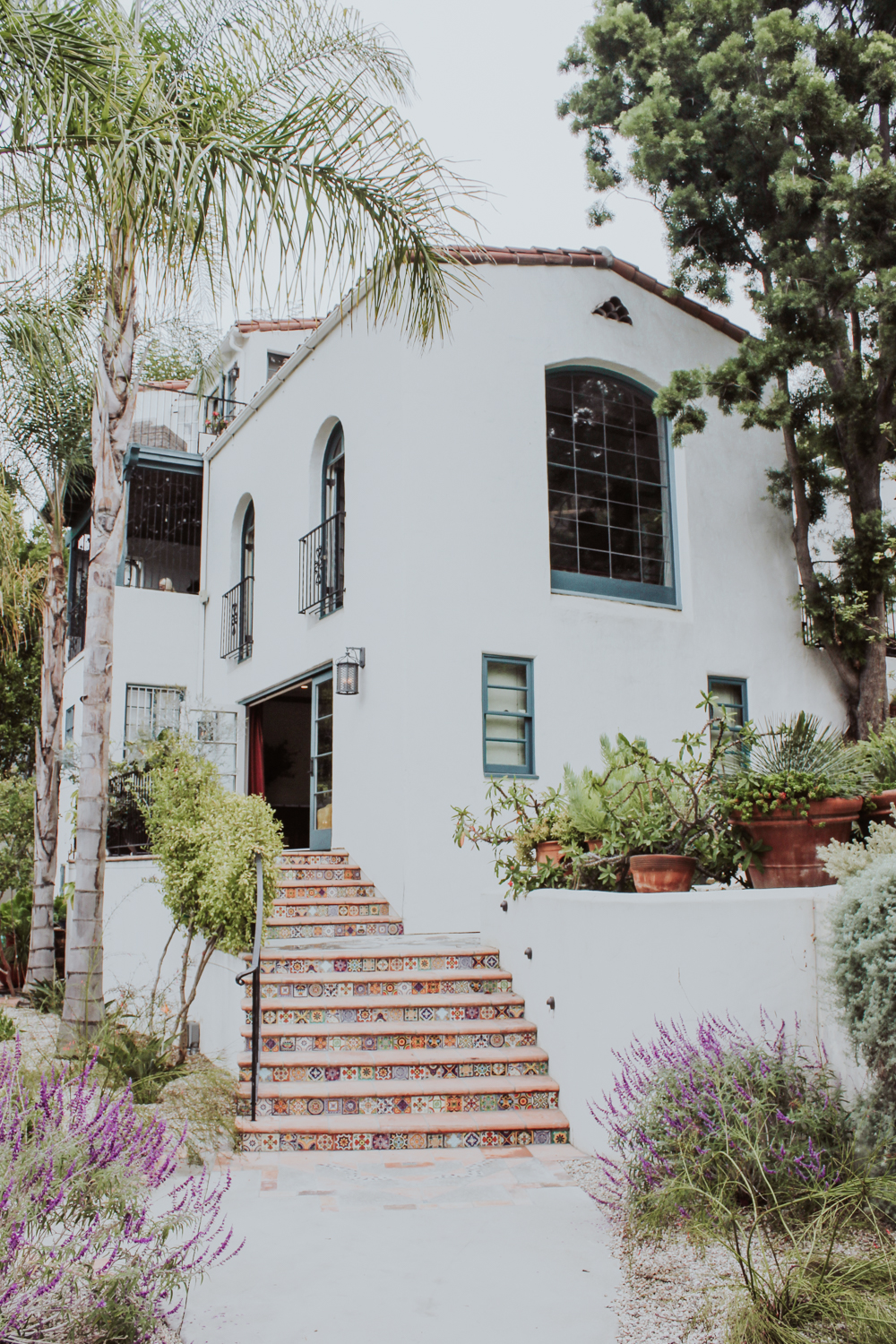Hollywood Hills Home | A Fabulous Fete
