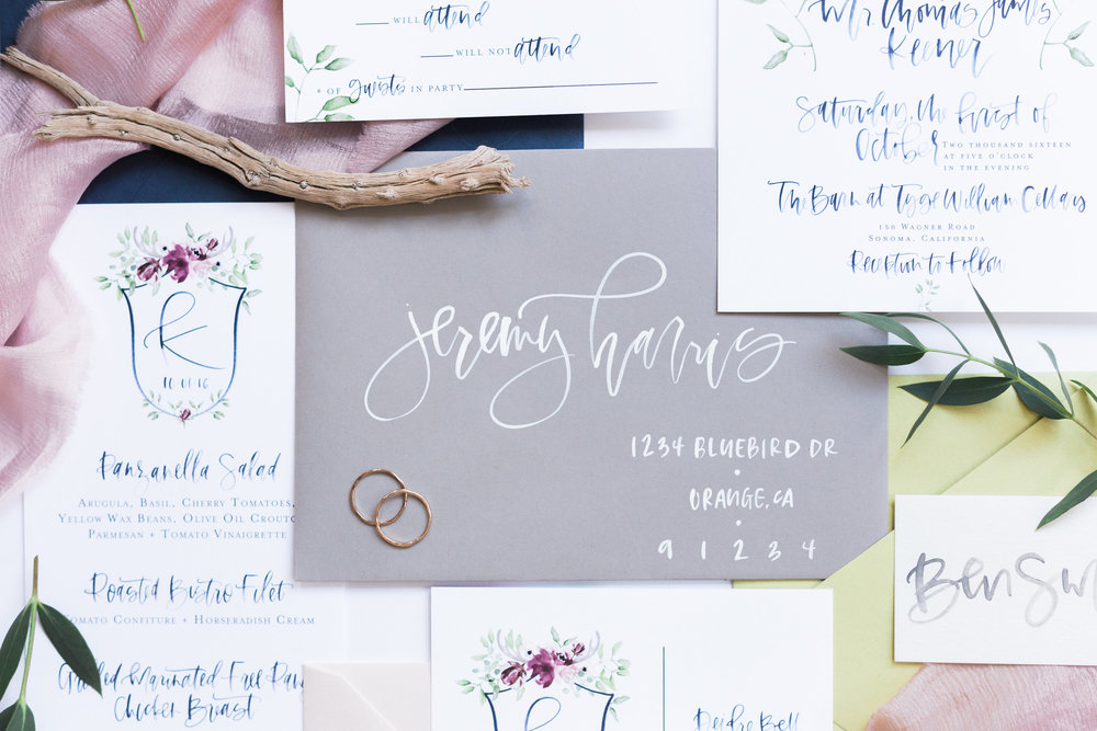 5 tips for styling your wedding stationery a fabulous fete