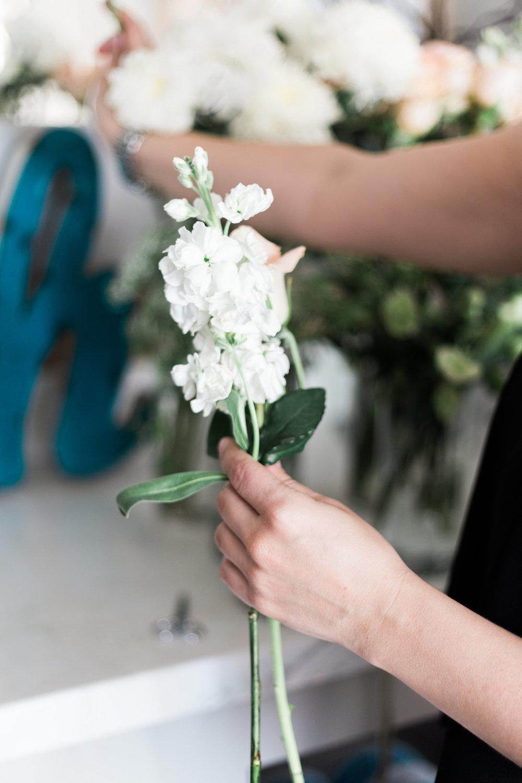 Flower bar | A Fabulous Fete