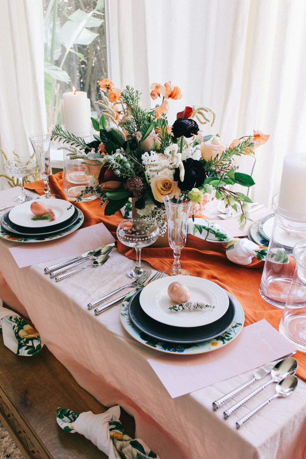 Spring Tabletop Inspiration | A Fabulous Fete