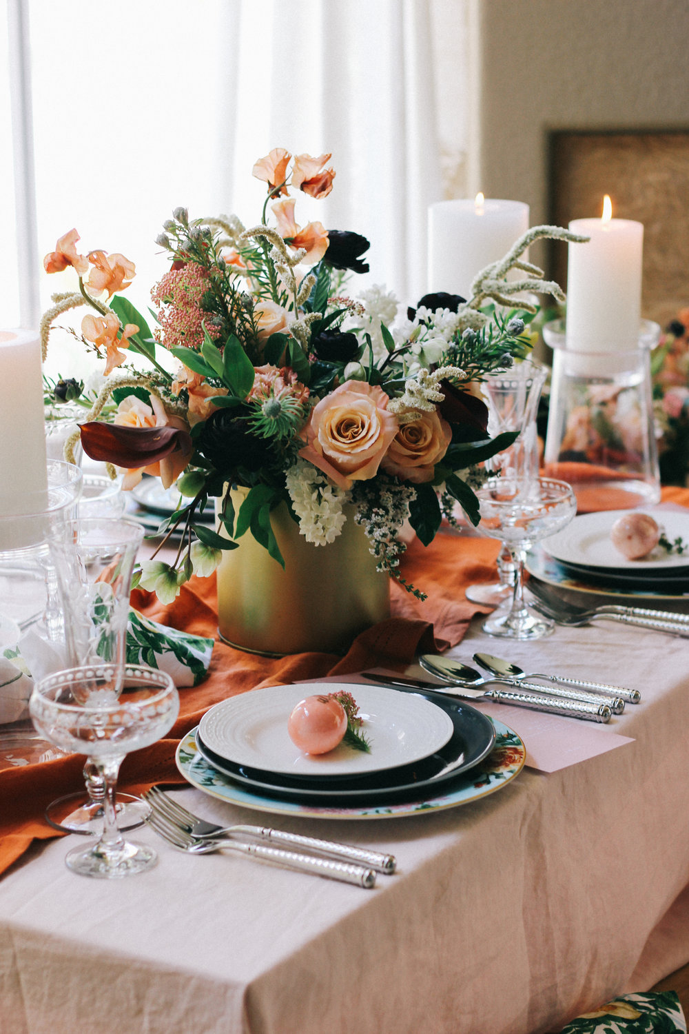 Easter table setting ideas | A Fabulous Fete